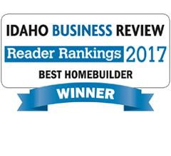 Idaho Business Review award Logo