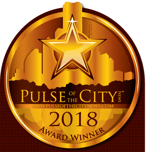 Pulse of the City award logo